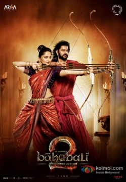 Baahubali - The Conclusion poster