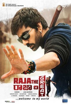 Raja The Great poster