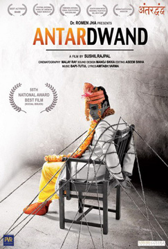 Antardwand poster