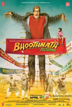 Bhootnath 2 poster