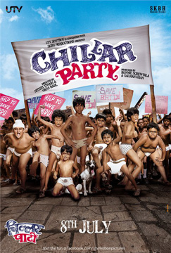 Chillar Party poster
