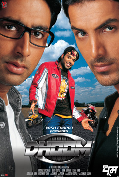 Dhoom poster