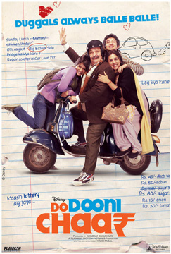 Do Dooni Chaar poster