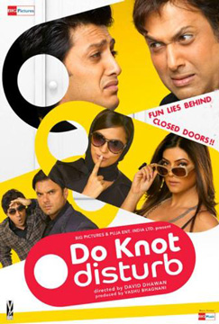 Do Knot Disturb poster