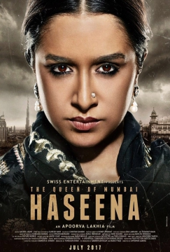 Haseena - The Queen of Mumbai poster