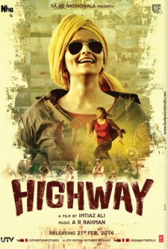 Highway poster
