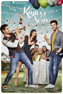 Kapoor & Sons poster