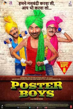 Poster Boys poster