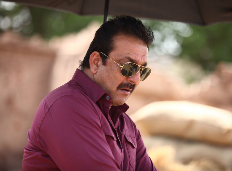 Sanjay Dutt Injures Himself on Sets of 'Bhoomi'